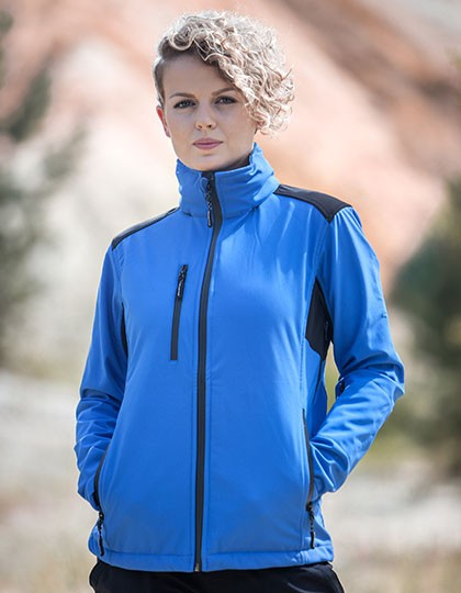 Damenjacke Softshell  1716005