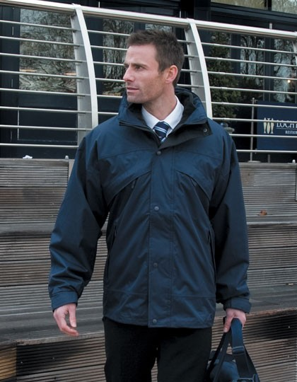 3-in-1 Zip & Clip Jacket  1168