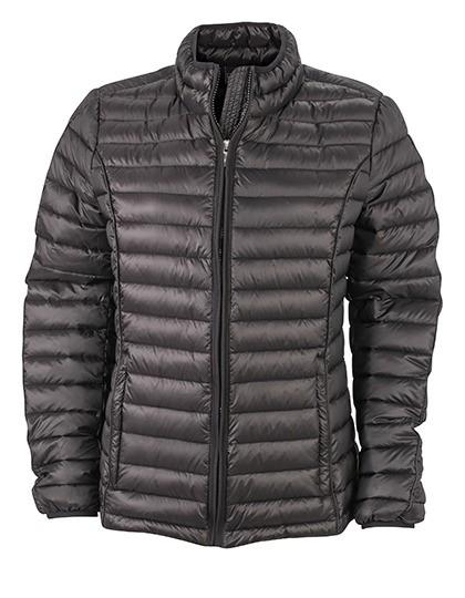 Quilt Down Jacket 1081 Black