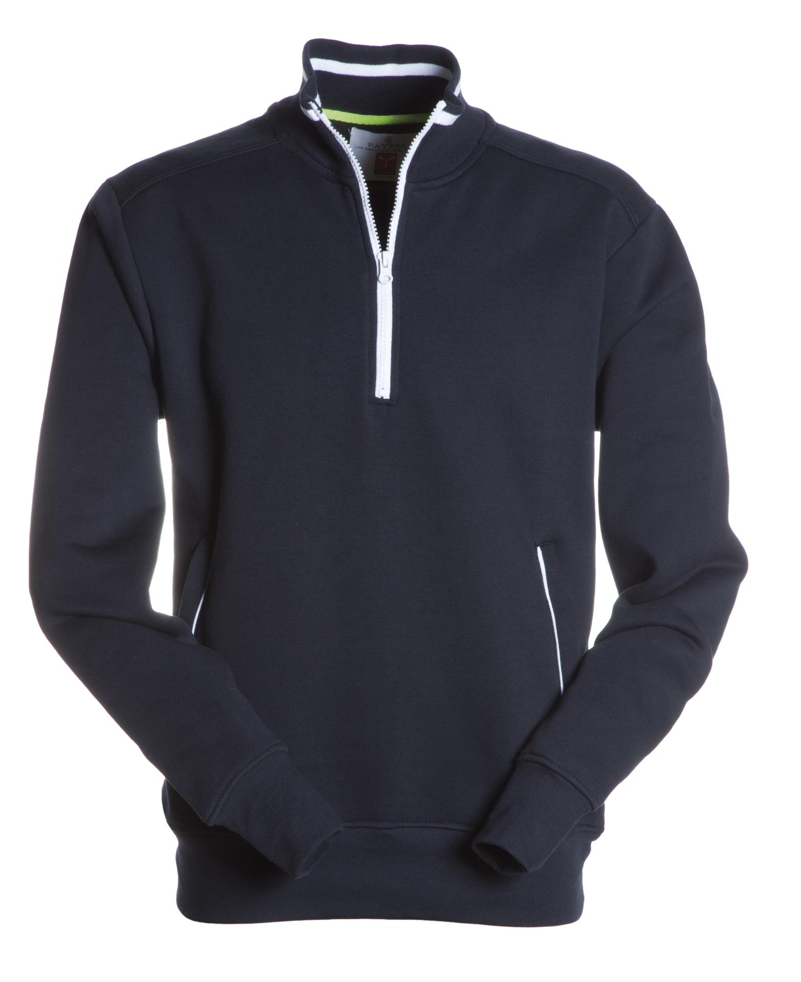 Hochwertiges Zip-Sweatshirt Herren | Stickerei24