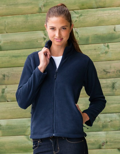 Damen Fleecejacke 1870f