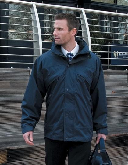 3-in-1 Zip & Clip Jacket  1168