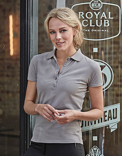 Ladies Luxury Stretch Polo 1145